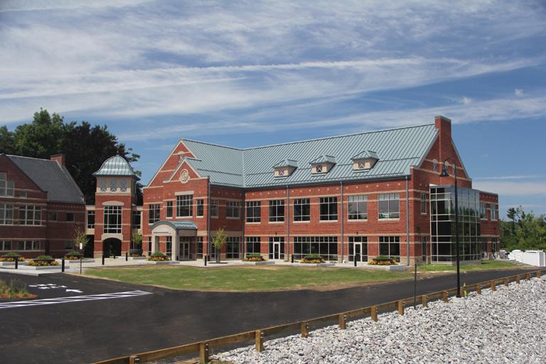 brecker-college