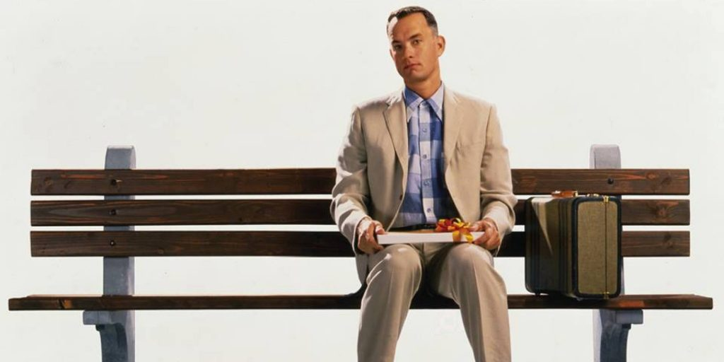 "an analysis of forrest gump When mo farah is out on training runs he says people sometimes shout at him, ""run, forrest, run"" not, i think, because of any particular resemblance but because."