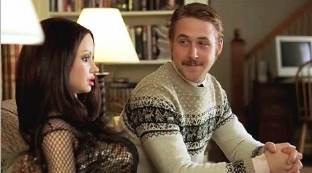Ryan Gosling as Lars Lindstrom