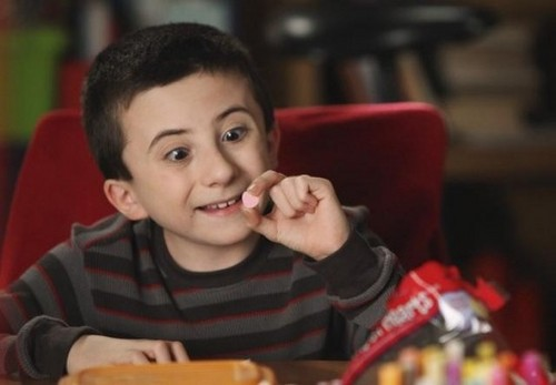 Atticus Shaffer as Brick Heck