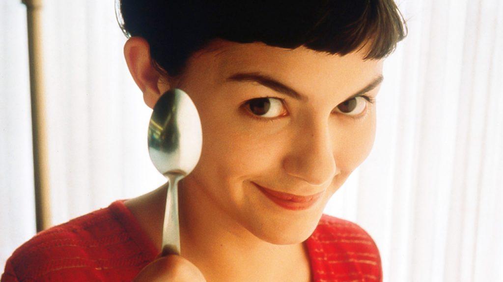 Audrey Tautou as Amelie Poulain
