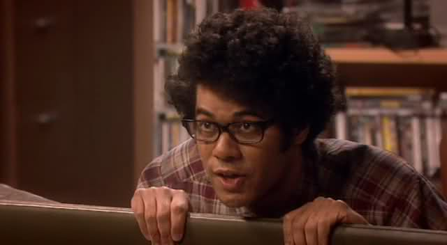 Richard Ayoade as Maurice Moss