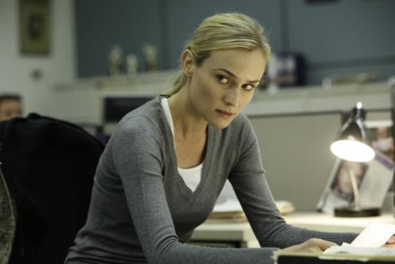 Diane Kruger as Sonya Cross