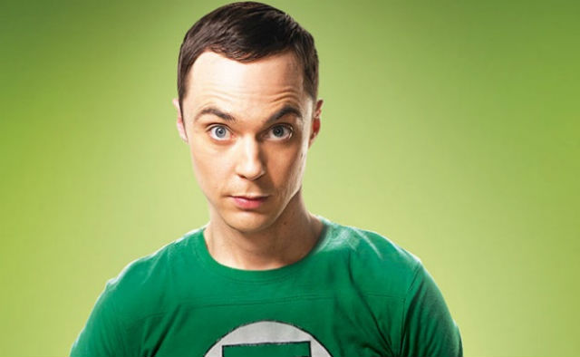 Jim Parsons and Dr. Sheldon Cooper