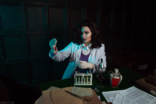 Brigid Tenenbaum from Bioshock video game
