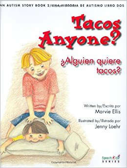 Book Cover Tacos Anyone?