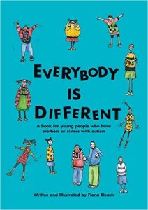 Book Cover Everybody is Different