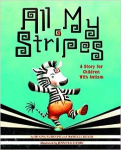 Book Cover All My Stripes