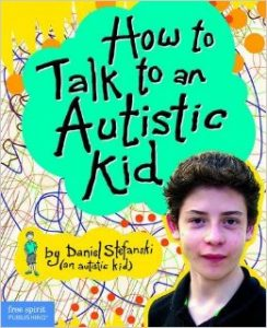 Book Cover How to Talk to an Autistic Kid