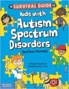 Book Cover The Survival Guide for Kids with Autism Spectrum Disorders