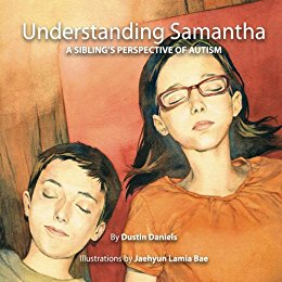 Book Cover Understanding Samantha, a Sibling's Perspective of Autism