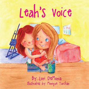 Book Cover Leah's Voice