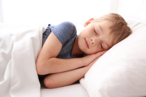 How to help a child with autism get a good night's sleep