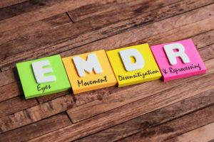 EMDR Changes Memory Storage