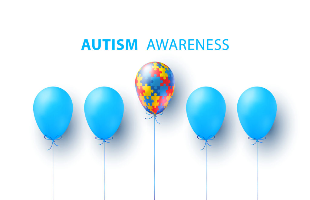 The number of children and adults living with autism is on the rise
