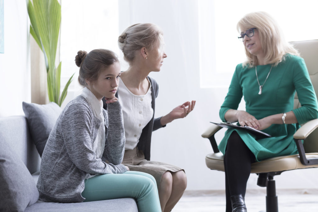 working at a Mental Health Clinics is a common job for an ABA therapist