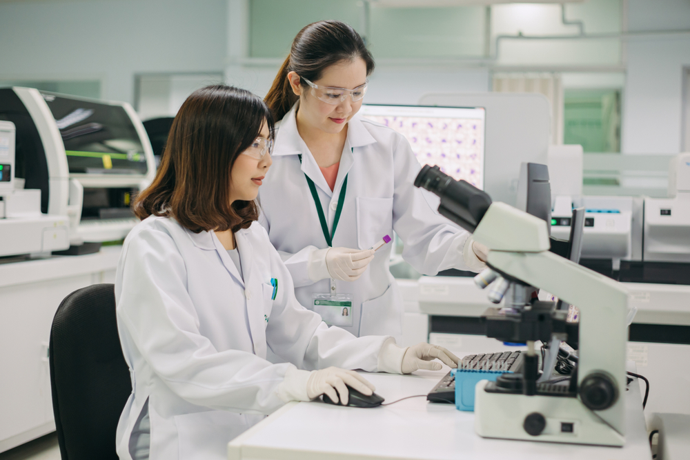 Medical Laboratory Technologist is a great career for someone with autism